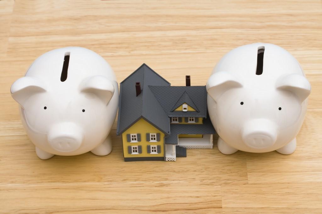 Menos ahorros, más necesidad de hipoteca