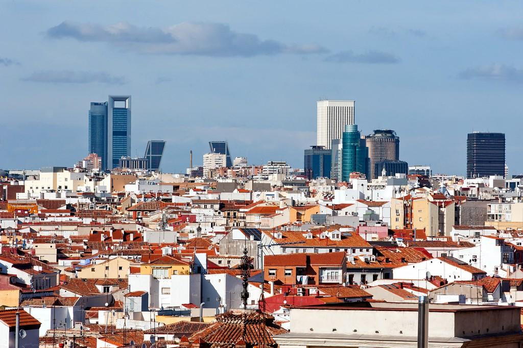 Madrid desbanca a Pais Vasco y Cataluña en el alquiler más caro.